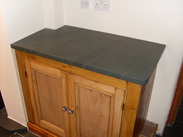 Small worktop