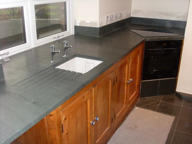 Sink worktop